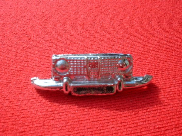 Dinky Toys 156 Saab 96 chromed front grille (Each)
